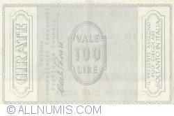 Imaginea #2 a 100 Lire 1976 (7. IX.) - Vicenza