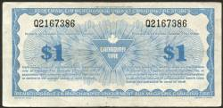 Image #2 of 1 Canadian Tire Dollar 1989