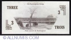 Imaginea #2 a 3 Dollars Buckingham 1990
