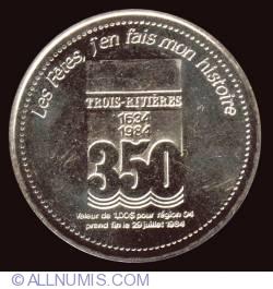 Image #1 of 1 Dollar 1984 - Trois-Rivières