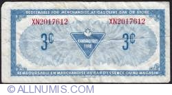 Image #2 of 3 Cents Canadian Tire 1974