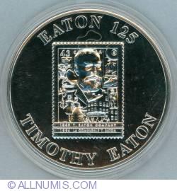 50 Dollar 1869-1994 Eaton 125 Anniversary