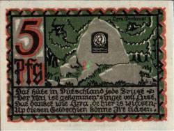 5 Pfennig 1921 - Osnabrück