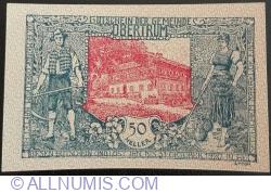 Image #2 of 50 Heller 1917 - Obertrum