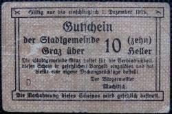 Image #1 of 10 Heller 1919 - Graz