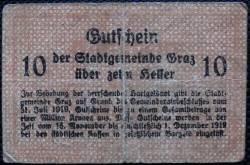 Image #2 of 10 Heller 1919 - Graz
