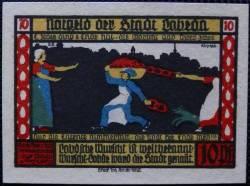 Image #1 of 10 Pfennig 1921 - Lobeda