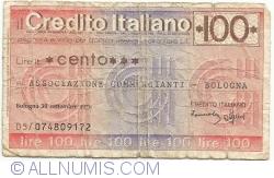 Image #1 of 100 Lire 1976 (30. VI.) - Bologna