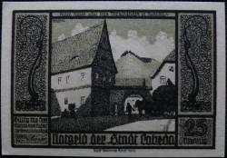 Image #2 of 25 Pfennig 1921 - Lobeda