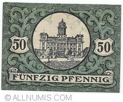 Image #2 of 50 Pfennig 1920 - Zeulenroda