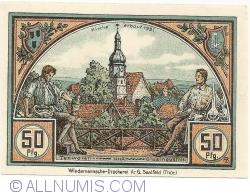 Image #1 of 50 Pfennig 1921 - Roda bei Ilmenau