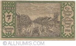 Imaginea #2 a 50 Pfennig 1921 (7) - Berlin