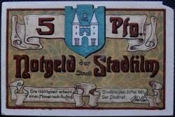 Image #1 of 5 Pfennig 1921 - Stadtilm