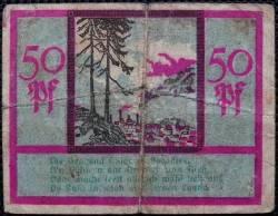 Image #2 of 50 Pfennig 1920 - Ruhla
