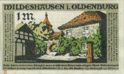 Imaginea #1 a 1 Mark 1921 - Wildeshausen