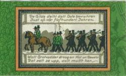 Imaginea #2 a 1 Mark 1921 - Wildeshausen