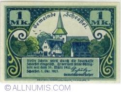 1 Mark 1921 - Scheeßel