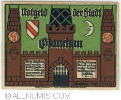 Image #1 of 50 Pfennig 1921 - Glauchau