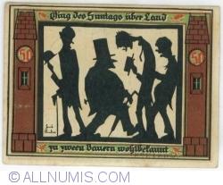 50 Pfennig 1921 - Glauchau