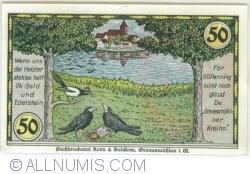 Image #2 of 50 Pfennig ND - Grevesmühlen