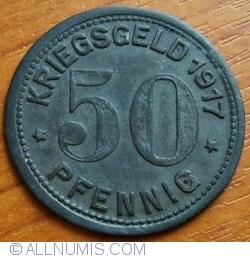 Image #1 of 50 Pfennig 1917 - Höhscheid