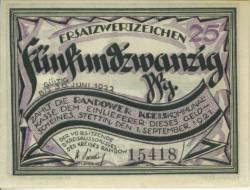 Image #2 of 25 Pfennig 1921 - Stettin