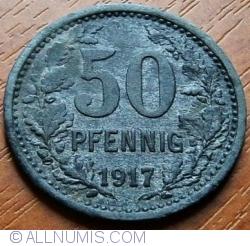 Image #1 of 50 Pfennig 1917 - Unna