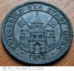 Image #2 of 50 Pfennig 1917 - Unna
