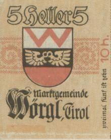5 Heller ND - Wörgl