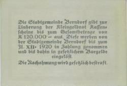 Imaginea #2 a 50 Heller 1920 - Berndorf