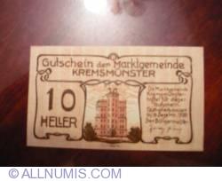 Imaginea #1 a 10 Heller 1920 - Kremsmünster