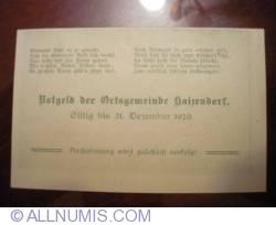 Image #2 of 50 Heller 1920 - Haizendorf