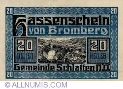 Imaginea #1 a 20 Heller 1920 - Bromberg