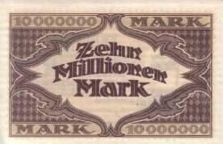 10 000 000 Mark 1923