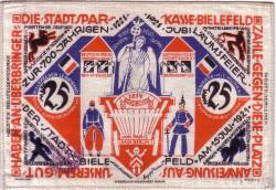 Imaginea #1 a 25 Mark 1921 - Bielefeld