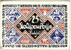 Image #2 of 25 Mark 1921 - Bielefeld