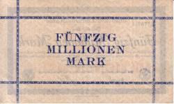 Image #2 of 50 000 000 Mark 1923 - Aachen