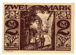 Image #1 of 2 Mark 1921 - Paderborn