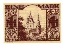Image #1 of 1 Mark 1921 - Paderborn