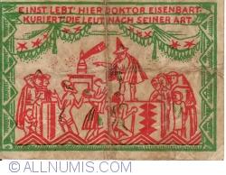 Imaginea #2 a 50 Pfennig 1921 - Magdeburg