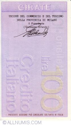 Image #2 of 100 Lire 1976 (21. IX.) - Milano