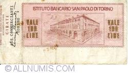 Imaginea #2 a 100 Lire 1976 (30. XI.) - Torino