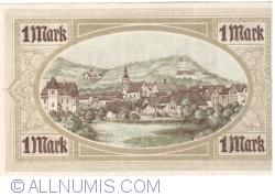 Imaginea #2 a 1 Mark 1918 - Königsberg