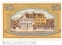 Imaginea #2 a 10 Pfennig ND - Guhrau (Reihe I)