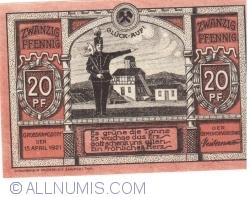 Image #2 of 20 Pfennig 1921 - Grosskamsdorf