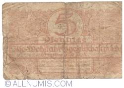 Image #2 of 5 Pfennige ND - Grube Ilse