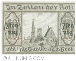 Image #2 of 10 Pfennig 1920 - Frankenstein