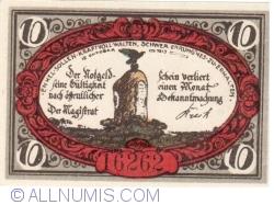 Image #1 of 10 Pennig 1920 - Freienwalde in Pommern
