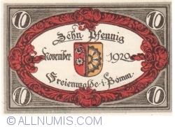 Image #2 of 10 Pennig 1920 - Freienwalde in Pommern