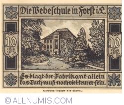 Image #2 of 10 Pfennig 1921 - Forst